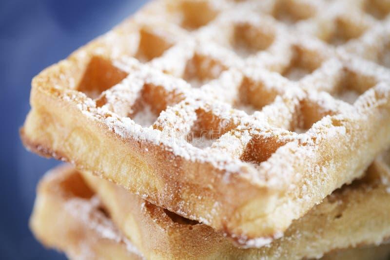 Waffles imagens de stock