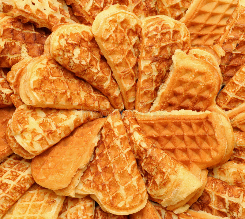Free Waffles Royalty Free Stock Images - 726849