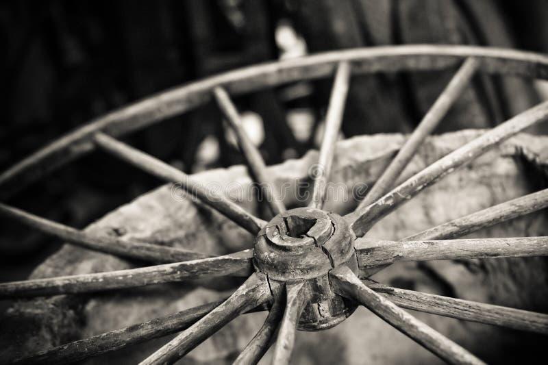 Wagenrad stockbild