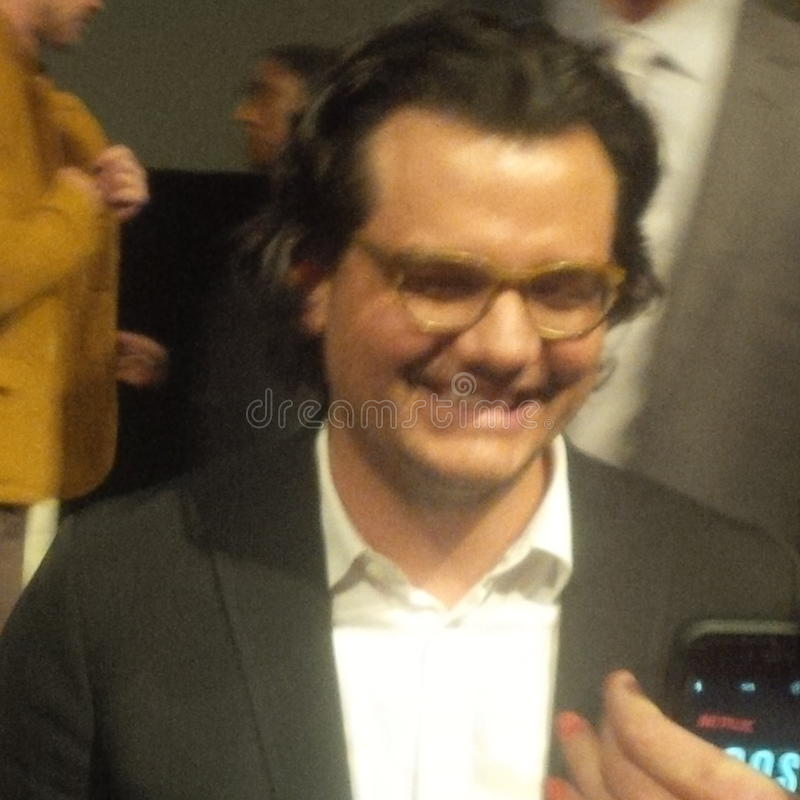 Wagner Moura obrazy royalty free