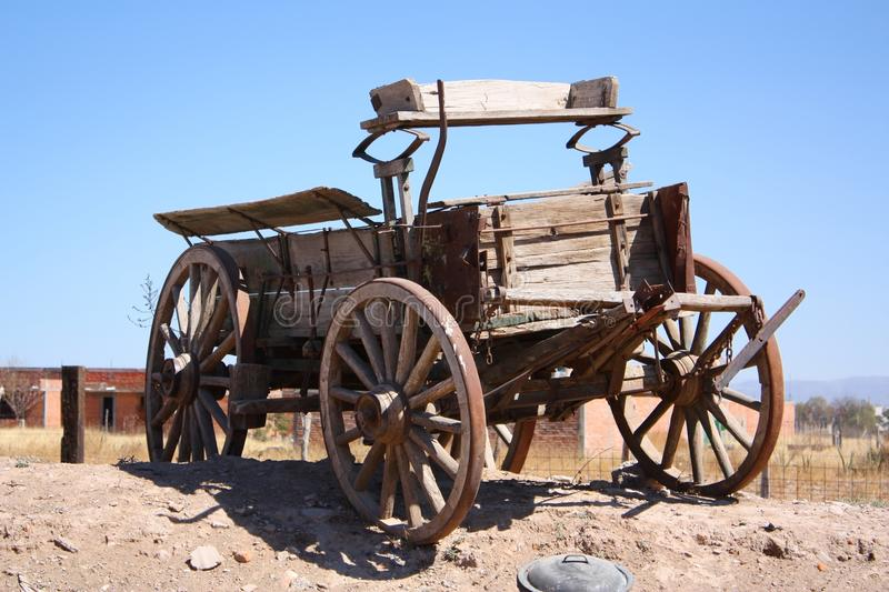 Wagon royalty free stock photography