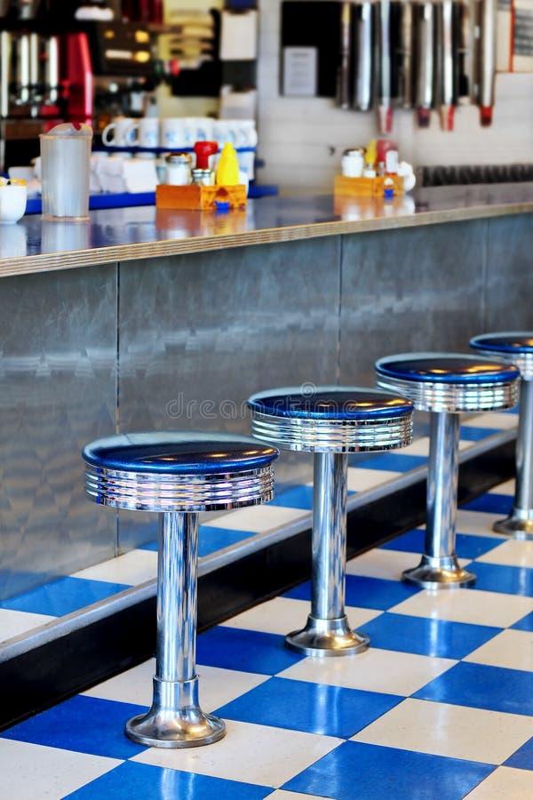 Wagon-restaurant image libre de droits