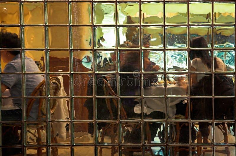 Wagon-restaurants images libres de droits