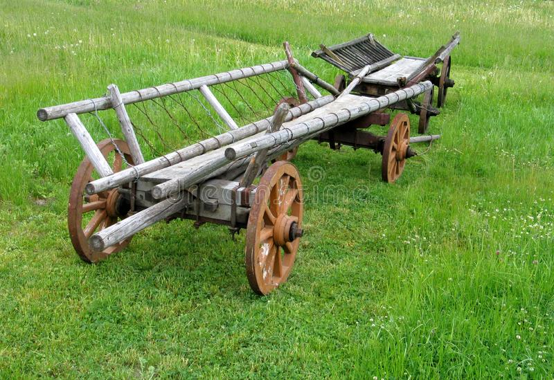 Wagons Stock Photography