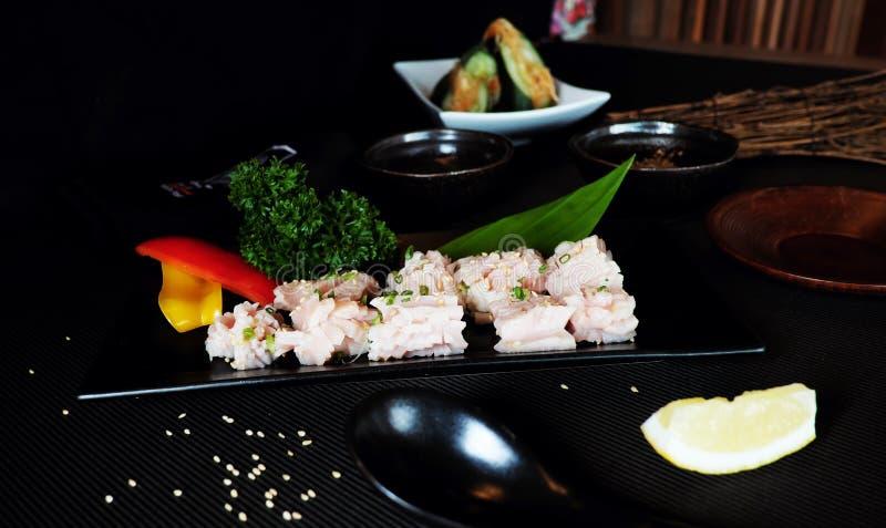 Wagyu日本牛肉A5 免版税图库摄影