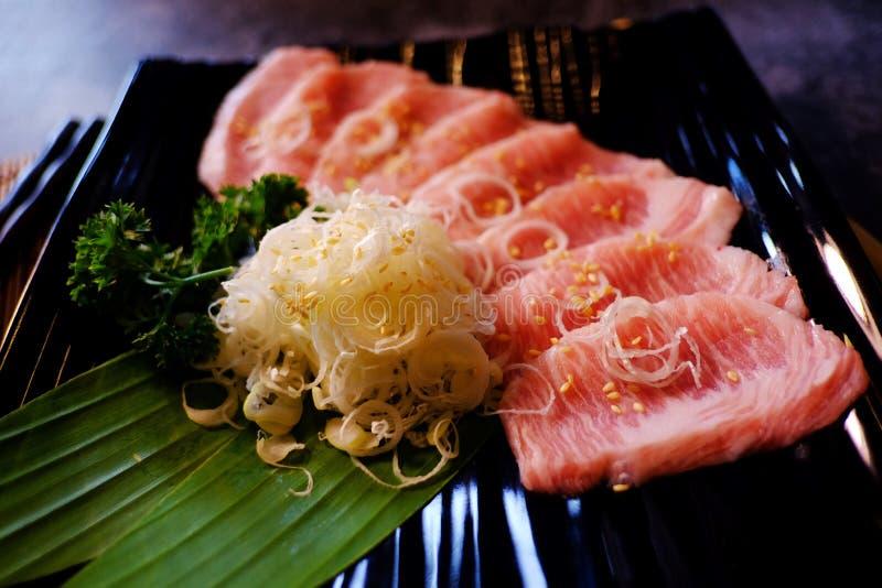 Wagyu日本牛肉A5 库存图片