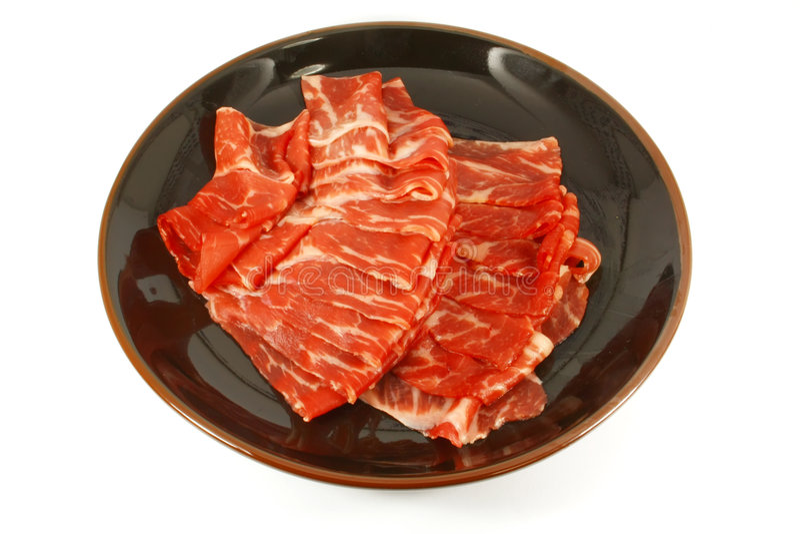 wagyu för remsor för nötköttmeat högvärdig royaltyfria bilder