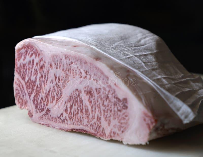 Wagyurundvlees stock afbeeldingen