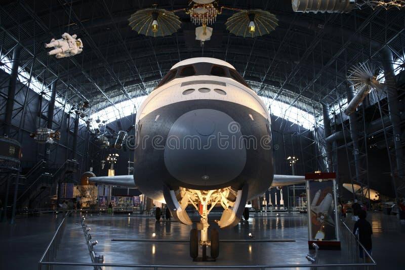 Wahadłowa astronautyczny Przedsięwzięcie obraz royalty free