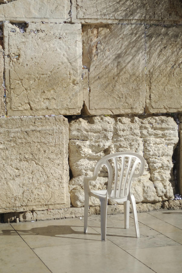 Download Wailing Wall in Jerusalem stock image. Image of holy - 13081749