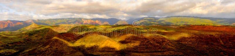 waimea каньона стоковое фото rf