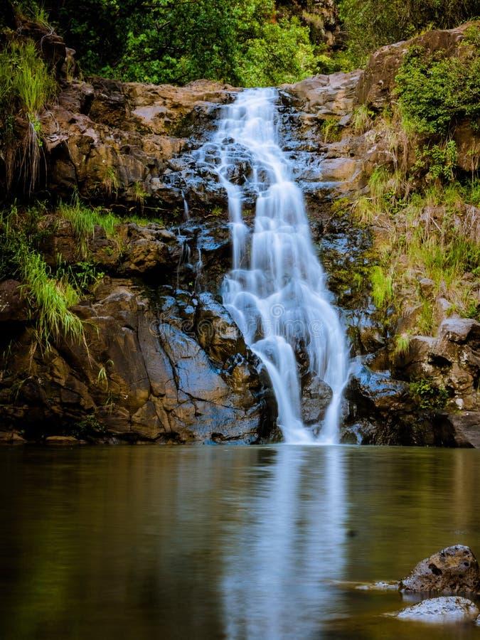 Waimea Falls2 imágenes de archivo libres de regalías