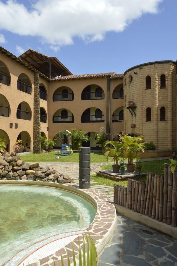 Waipa hotel, Guayana miasto Wenezuela fotografia stock
