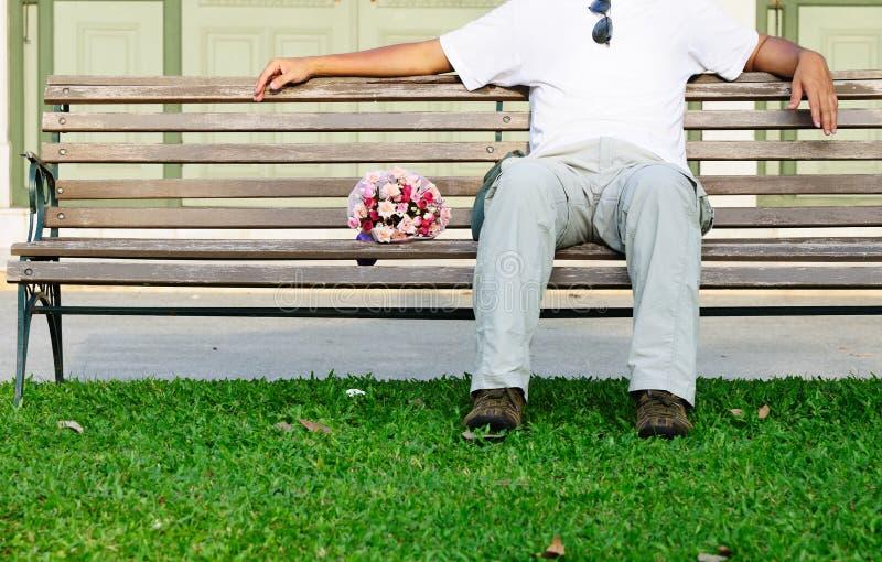 Download Wait stock photo. Image of legs, wait, flower, bouquet - 16412352