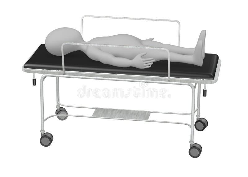 Download Wait for surgery stock illustration. Illustration of doctor - 24910859