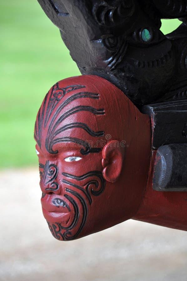 Waitangi Treaty Grounds, New Zealand stock image