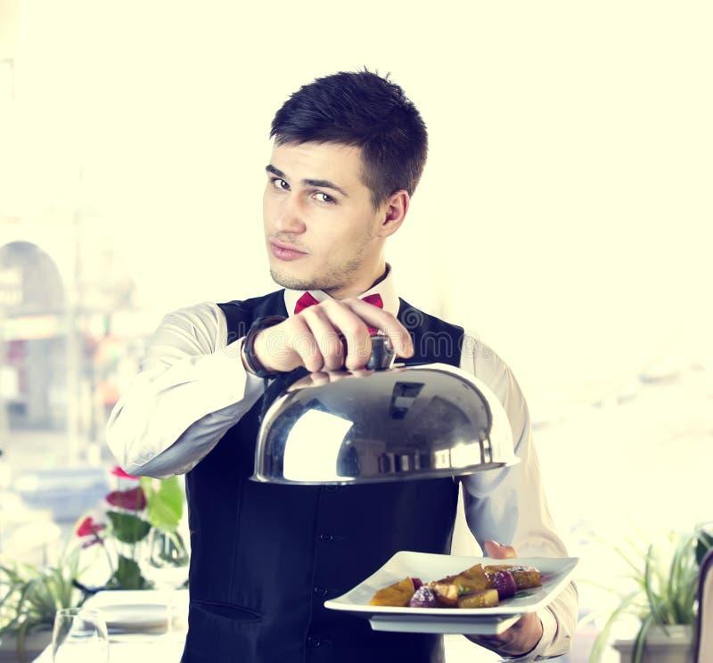waiter imagens de stock royalty free