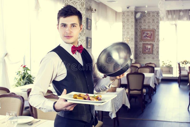 waiter fotos de stock
