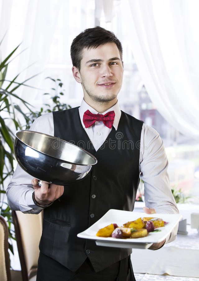 waiter fotos de stock royalty free
