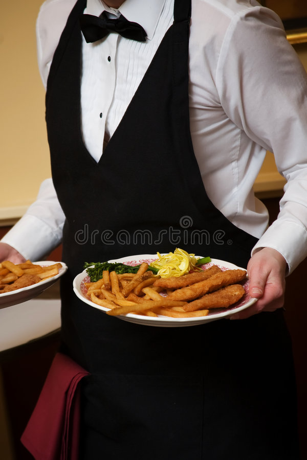 Free Waiter Royalty Free Stock Photo - 4749345