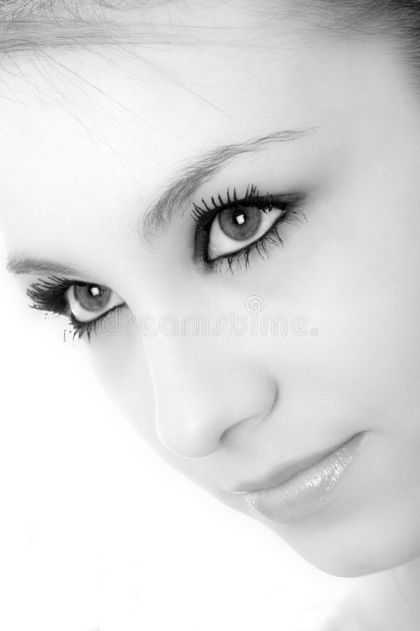 Download Waiting stock photo. Image of beauty, expression, natural - 1704180