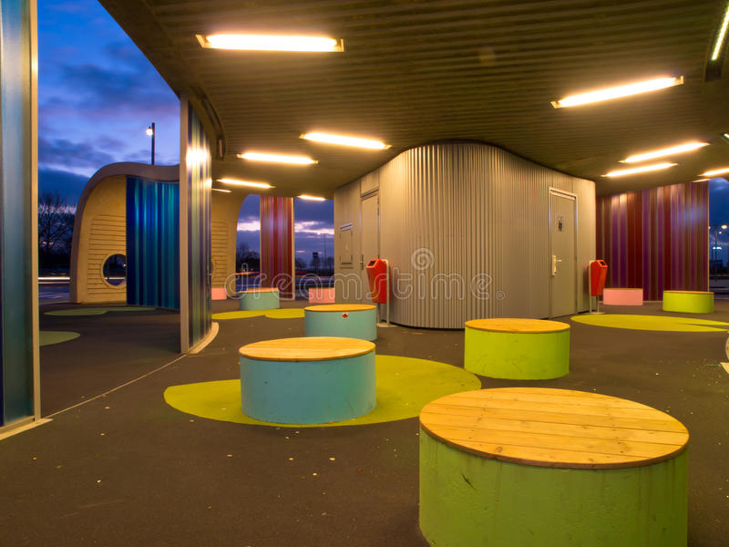 Download Waiting area stock photo. Image of area, public, lighting - 25890896