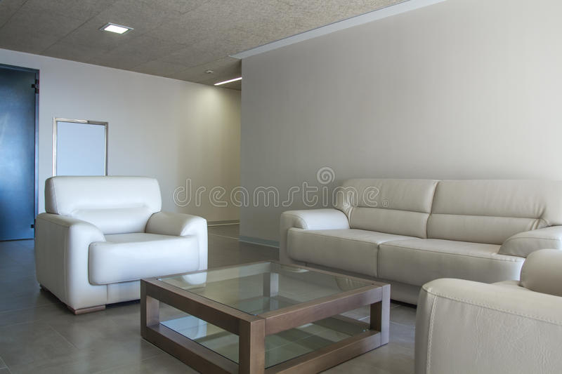 Download Waiting area stock image. Image of armchair, empty, indoors - 27812991