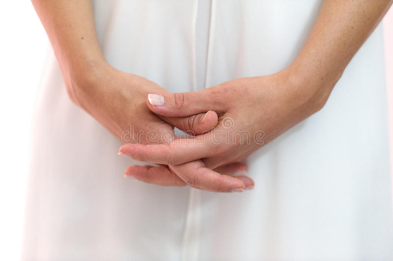 Download Waiting Bride stock image. Image of finger, hand, hands - 36913341
