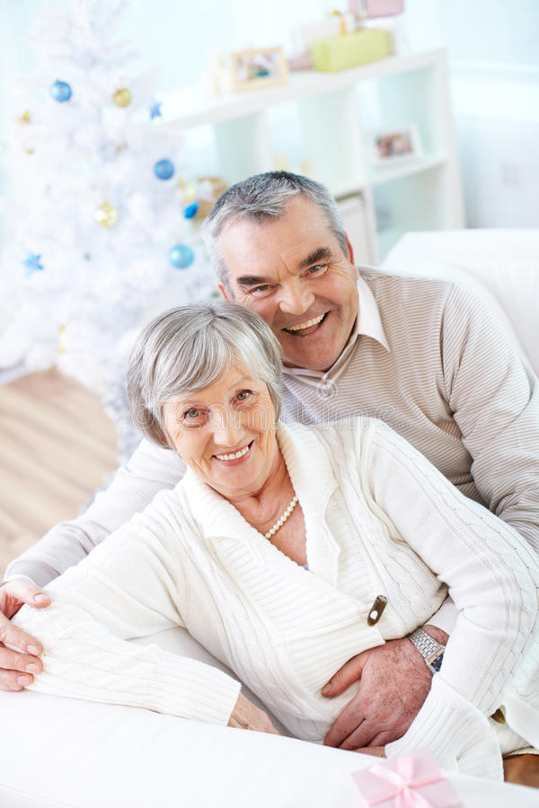 Download Waiting for Christmas stock image. Image of inside, cheerful - 34413437