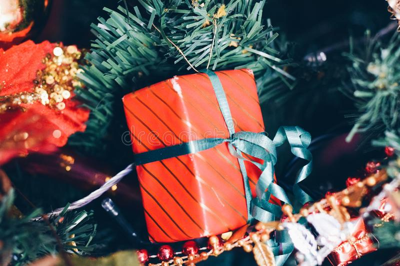 It& x27;s Christmas time royalty free stock photography