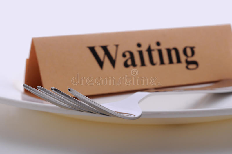 Download Waiting dinner plate stock image. Image of occasion, food - 32881529