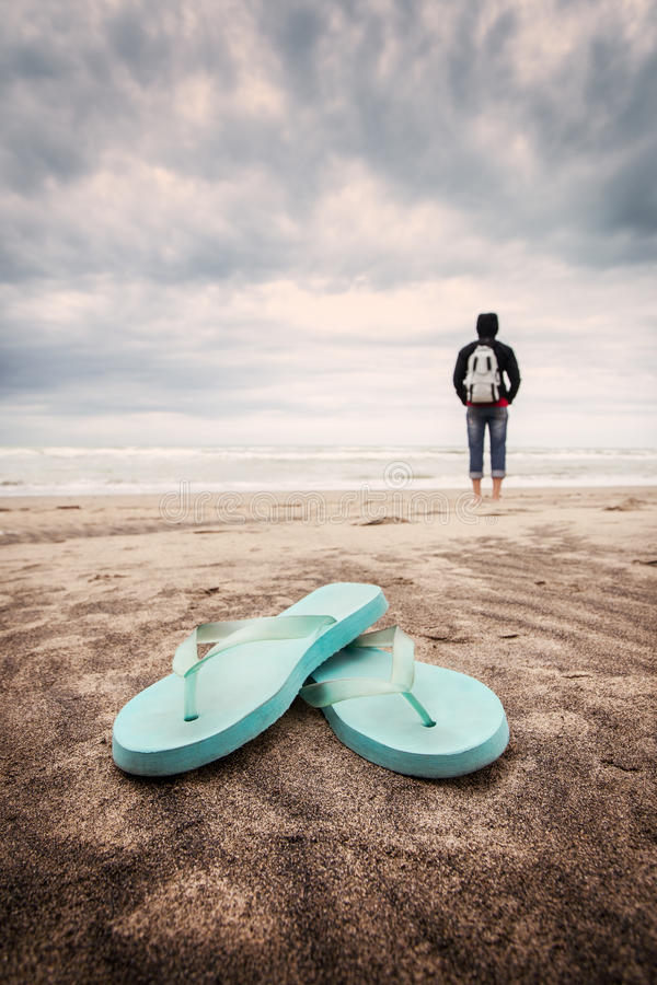 Free Waiting For Summer. Royalty Free Stock Photography - 40000957