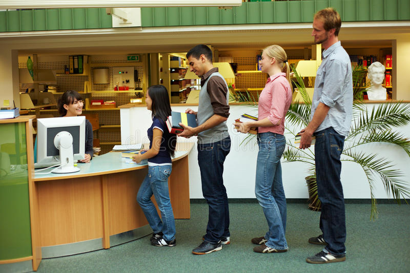 Download Waiting in line stock image. Image of queue, computer - 11838637