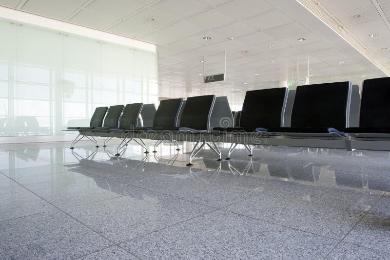 Waiting lounge royalty free stock image