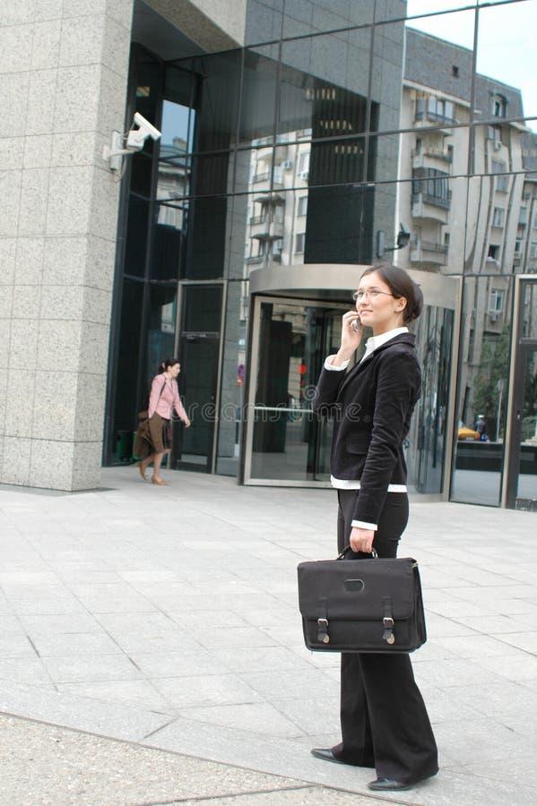 Waiting at a meeting