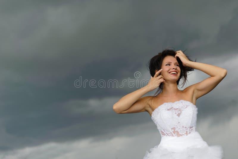 Waiting for Rain royalty free stock image