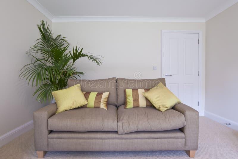 Download Waiting room stock photo. Image of plant, sofa, door - 16556854