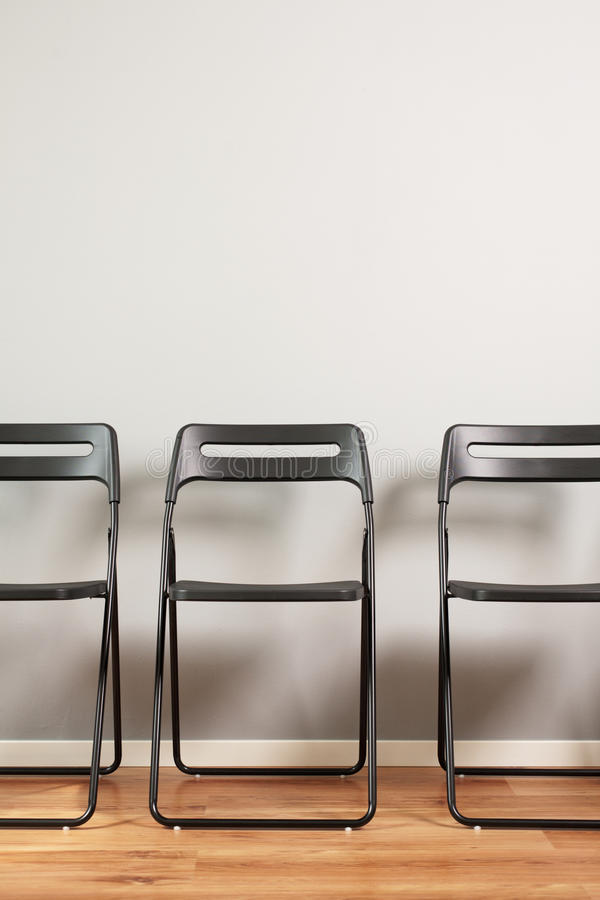Download Waiting room with chairs stock photo. Image of wall, waiting - 25568770