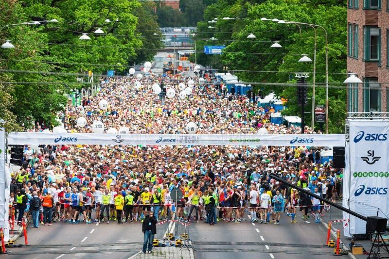 asics marathon stockholm