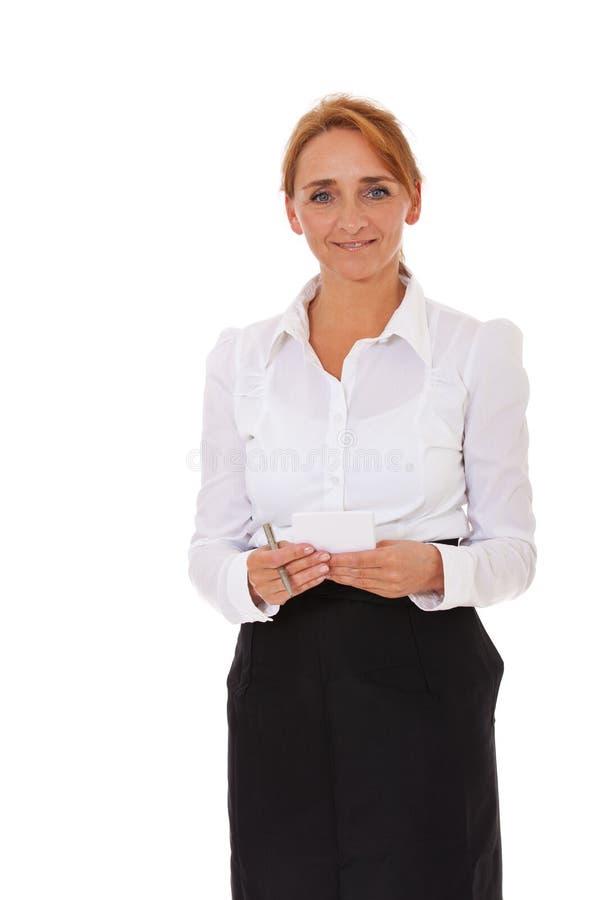 waitress fotografia de stock