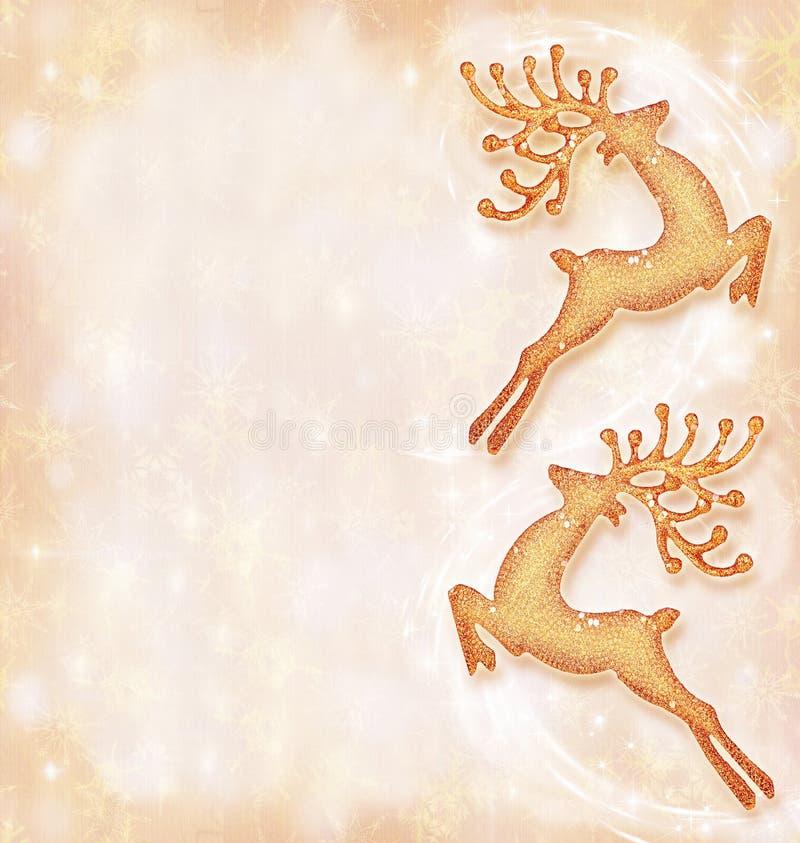 Wakacje bożenarodzeniowa karta, świąteczny tło fotografia royalty free