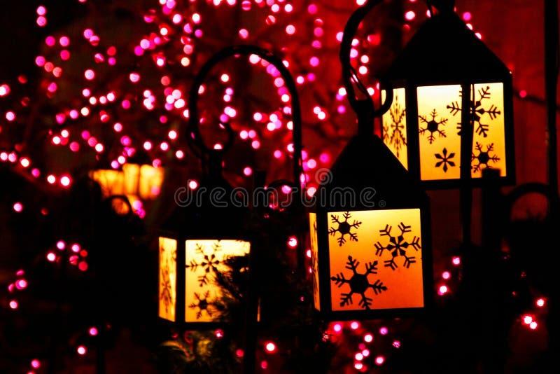 wakacje dekoracji purpurowy zdjęcie royalty free