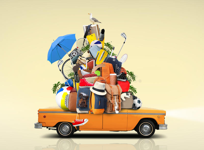 Wakacje i podróż obrazy stock