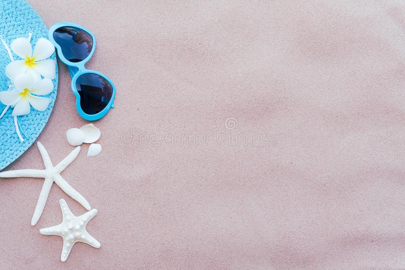Wakacje letni i wakacje pojęcie obraz royalty free