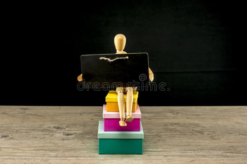 Wakacje lub Gifting sezonu pojęcie zdjęcia royalty free