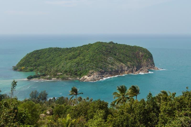 Wakacje na wyspie obraz stock