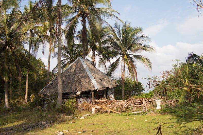 Wakacje na wyspie fotografia stock