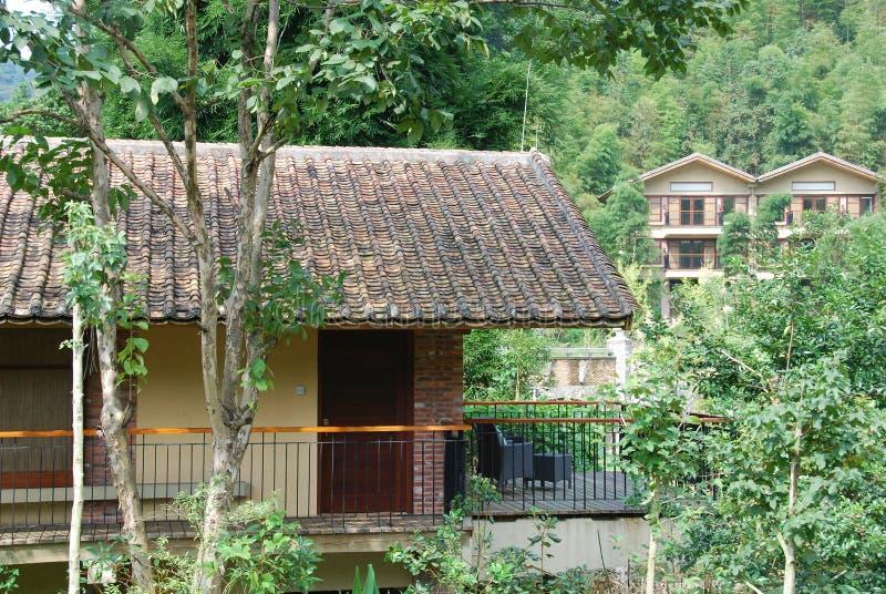 wakacje tralkowy dom obrazy royalty free