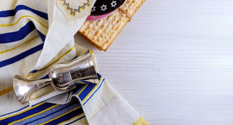 wakacyjnego macy świętowania matzoh passover chleba żydowski torah obrazy stock