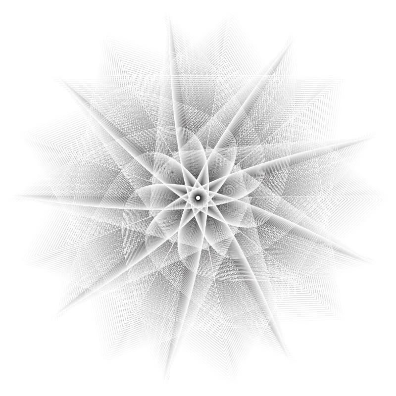 Wakacyjni wzory gwiazdy i kwiaty dla prezent?w gruntuj? obraz royalty free